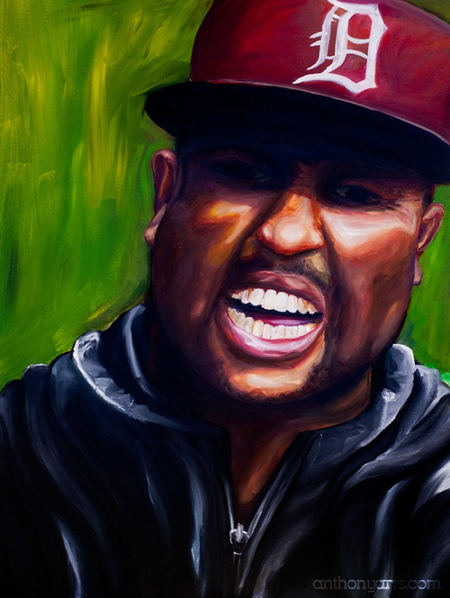 """Pain is Temporary"" Motivational speaker Eric Thomas"